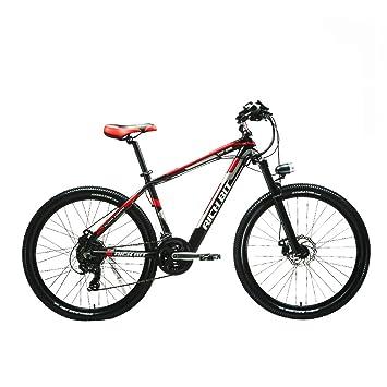 RICH BIT Bicicleta eléctrica montaña TP800 250 W * 36 V LG recargable oculta en marco