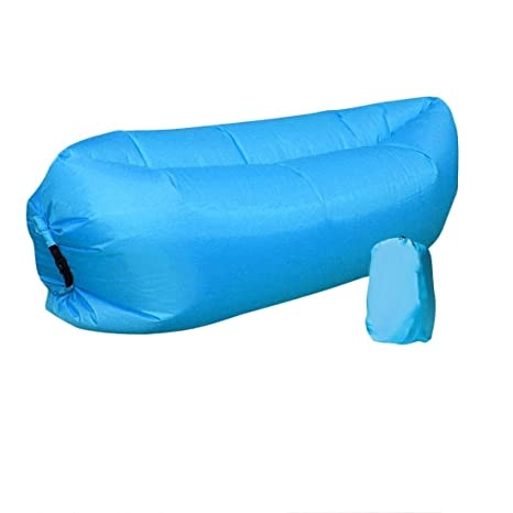 Inflar Dormir Pad tumbado, Pad, Inflar sofá hinchable ...
