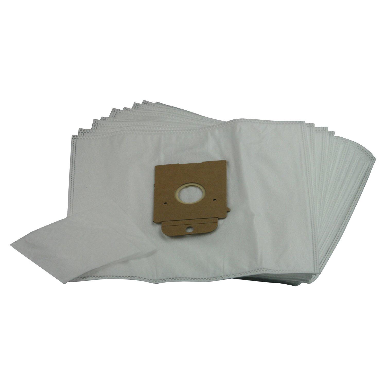 10 x Bolsas de aspiradora bolsas 2 x Filtro para aspiradora Bosch Privileg Profilo Siemens Ufesa: Amazon.es: Hogar