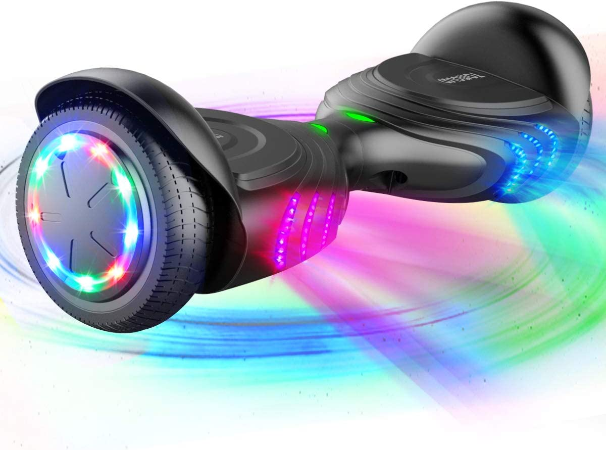 Tomoloo Two-Wheel Self-Balancing Hoverboard