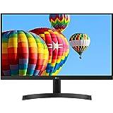 LG 24MK600M-B 24'' Full HD (1920 x 1080) IPS Display with 3-Side Virtually Borderless Design and Radeon FreeSync Technology a