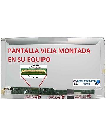 Pantalla Compatible para PORTATIL HP 250 G1 Serie 15,6