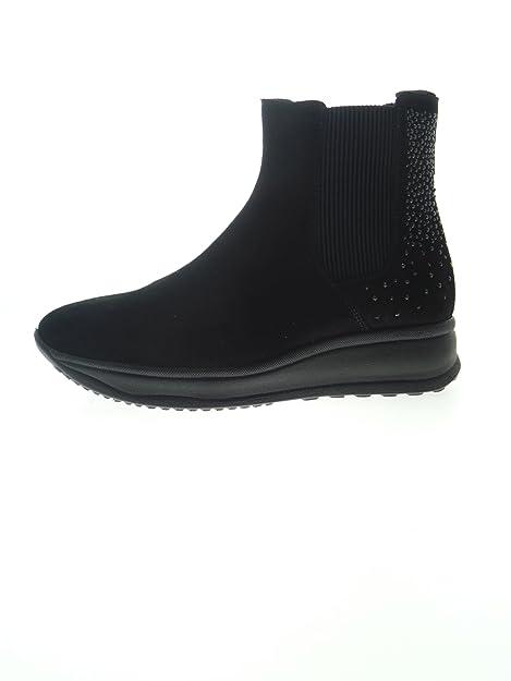 36 Botas Mujer Size es Morelli Amazon Negro Zapatos Para Andrea tUY5HxqYw