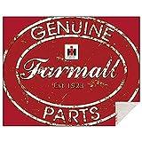 Farmall Harvester Genuine Parts Sherpa Blanket