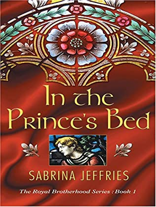 book cover of In the Prince\'s Bed