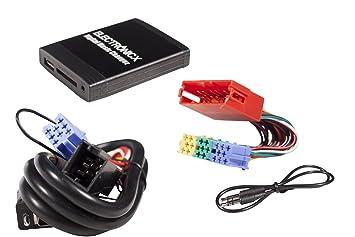 Car USB MP3 AUX Bluetooth Handsfree / Speakerphone carkit CD Changer  Interface for Audi 8 Pin plus 20 Pin Adapter Chorus 2, Concert 1, Concert  2,