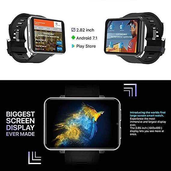 W.zz Fitness Trackers Health Smartwatch, Pantalla Grande de ...