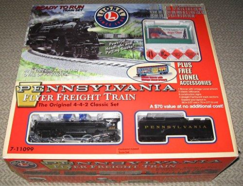 7-11099 Pennsylvania Flyer Freight Train - Flyer Freight Set