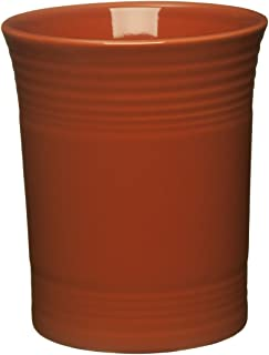 product image for Fiesta Utensil Crock, 6-5/8-Inch, Paprika