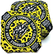 ACL Approved Cornhole Bags Regulation Size 16 Oz. Cornhole Bean Bags for Cornhole Toss Game. Professional Corn