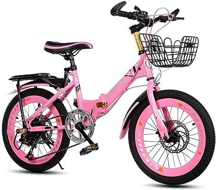 Montaña de la Bicicleta de los niños Bicicleta Plegable de ...