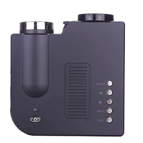 tongshi 1080P HD multimedia LED mini proyector de Home Cinema ...