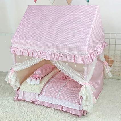Suministros para camas Cama para Mascotas, Nido de Gato, Lavable, Casa de Gato