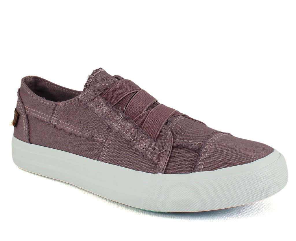 Blowfish Women's Marley Fashion Sneakers (Orchid Color-Washed Canvas, 7 B(M) US)