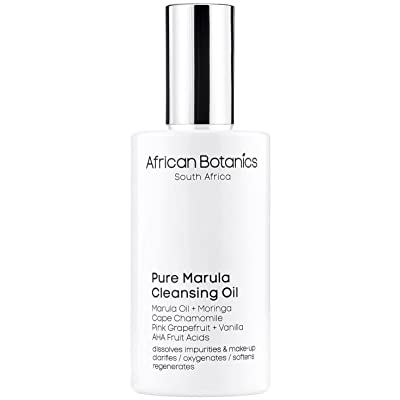 African Botanics Pure Marula Cleansing Oil-3.4 oz.