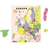 Bigjigs - Europe Inset Puzzle (BIBJ306)