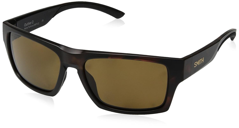 c2ca823aae4 Amazon.com  Smith Optics Outlier 2 ChromaPop Polarized Sunglasses  Sports    Outdoors