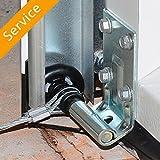 Garage Door Roller Replacement - 7-Foot Residential Door