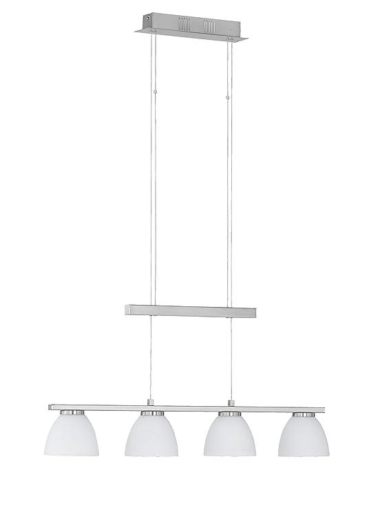 Wofi 7270.04.64.0000 - Lámpara de techo colgante (LED ...