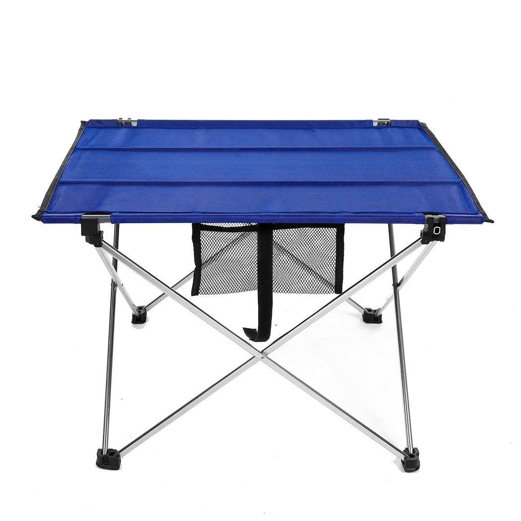 fdegageポータブル折りたたみピクニックテーブルロールUpキャンプテーブルUltralight with Carryバッグ B075F6SV8D  29 × 22 × 25 inch