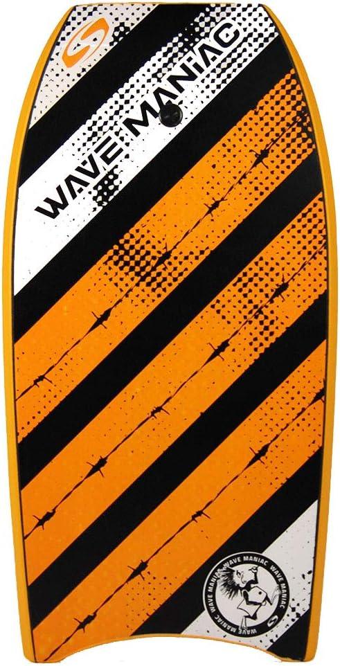 Orange SOLA 42 Wave Maniac XPE Pro Bodyboard