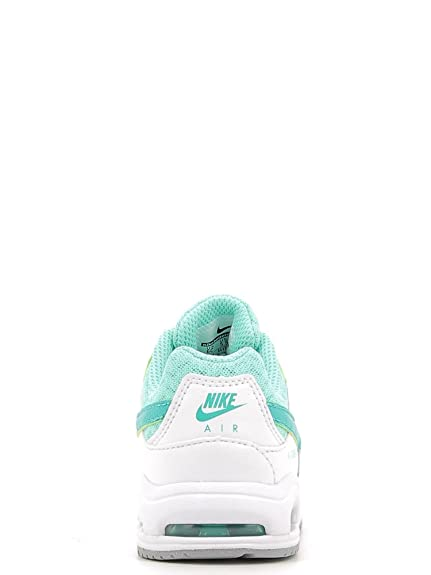 official photos 61e7a 8c640 NIKE AIR MAX Command Flex LTR TD - Trainers, Children, White - (White Clear  Jade-Hyper Turq), 22  Amazon.co.uk  Shoes   Bags