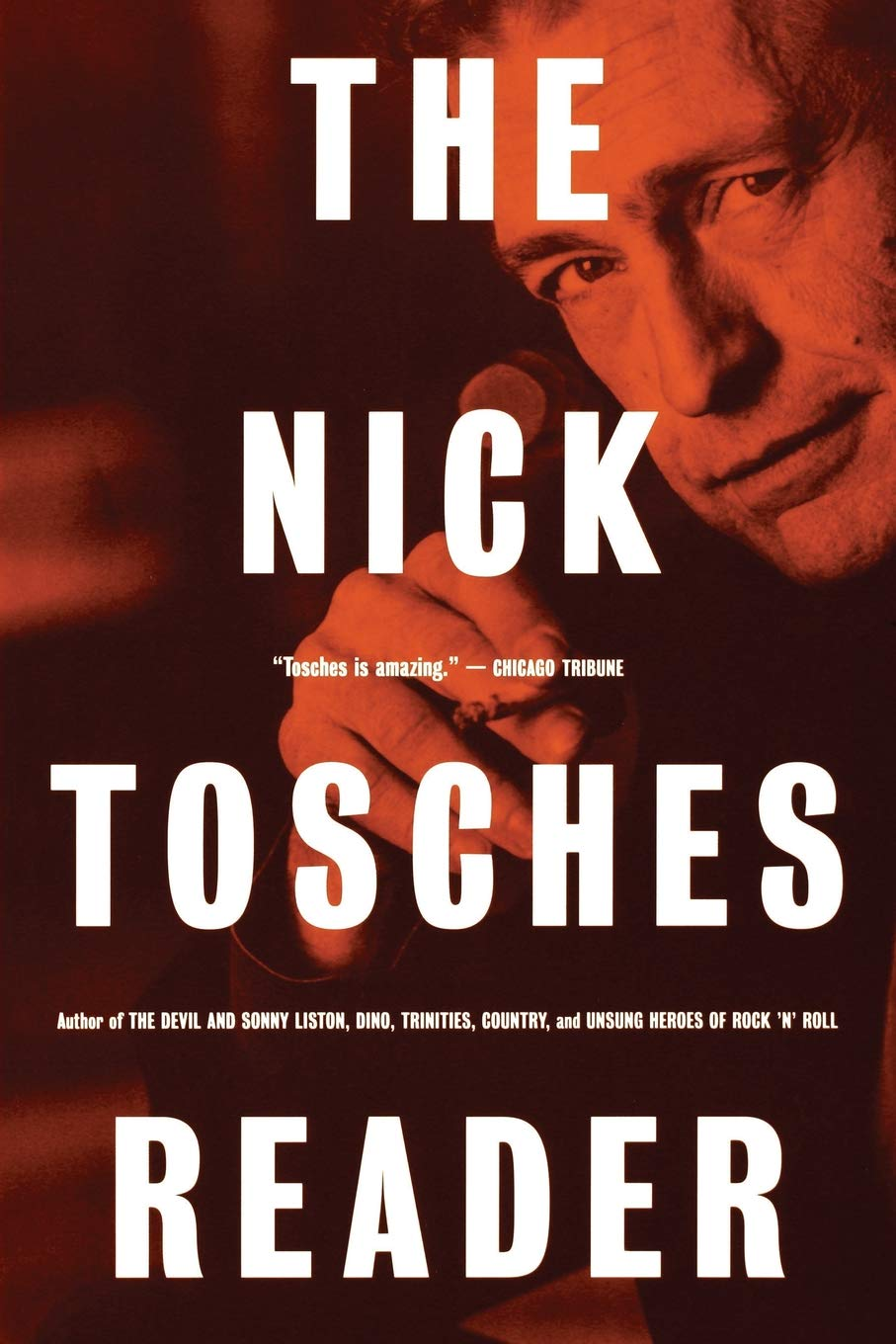 Amazon com: The Nick Tosches Reader (9780306809699): Nick
