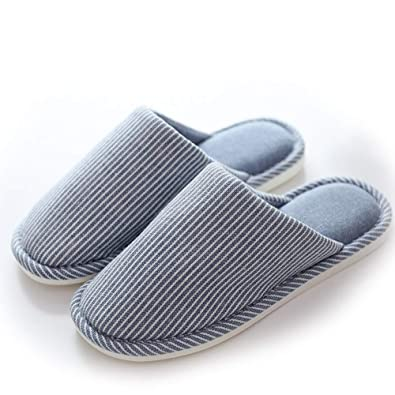 e37ba6c0e7e Cotton Slippers House Shoes Spa Slippers Baboosh Indoor Slippers-Japanese-Style  Home Female Indoor