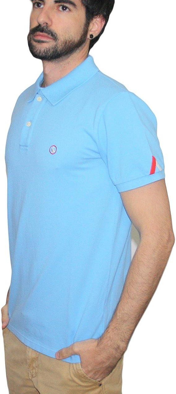 El Ganso Walking II Polo, Azul (Celeste), XX-Large (Tamaño del ...