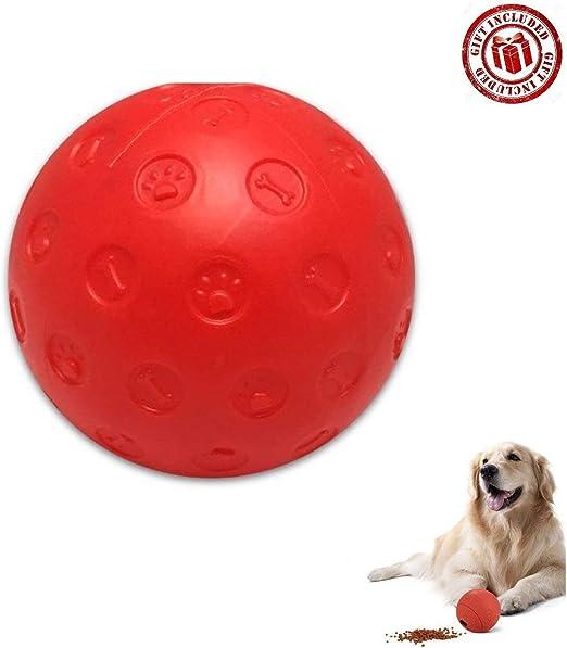 Ducomi® Foodball – Pelota interactiva Adiestramiento para Perros ...
