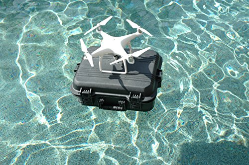 Case Club DJI Phantom 4 Waterproof Compact Drone Case