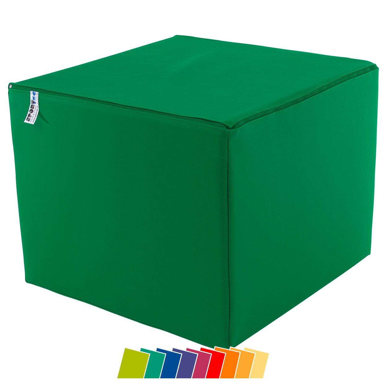 Positurkissen Lagerungswürfel Bandscheibenwürfel mit festem Kern, 50x50x40 cm