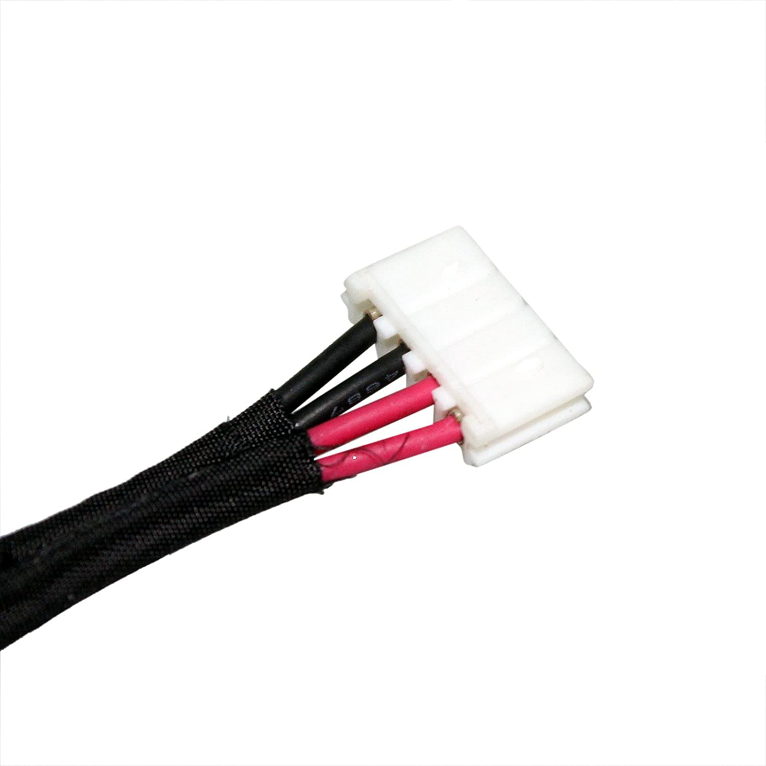 GinTai DC Power Jack Harness Cable Replacement for Toshiba Compatible with Satellite E45-B4100 E45-B4200 E45-B