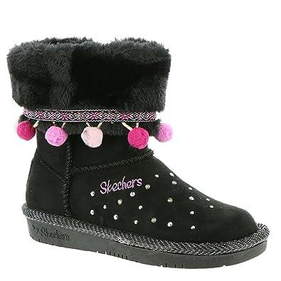 amazon com skechers 10823l girl s twinkle toes glamslam peppy