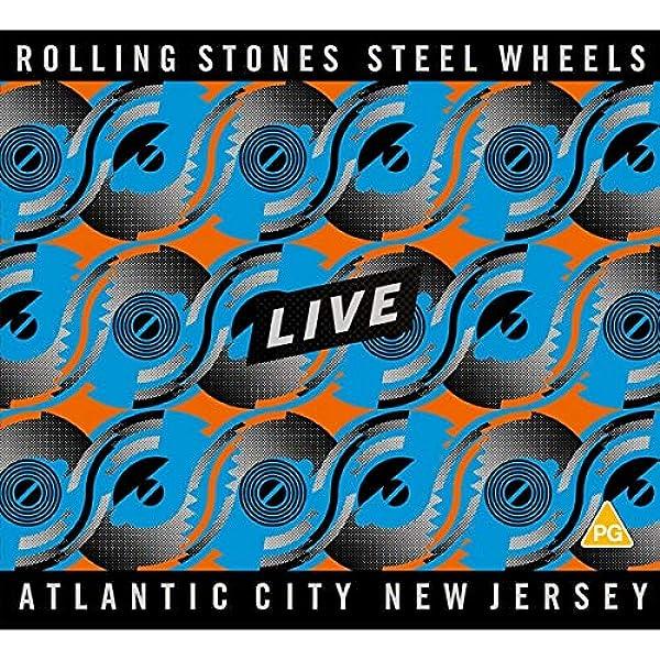 Steel Wheels Live (2 CD + DVD): Amazon.es: The Rolling Stones, The Rolling Stones: Cine y Series TV
