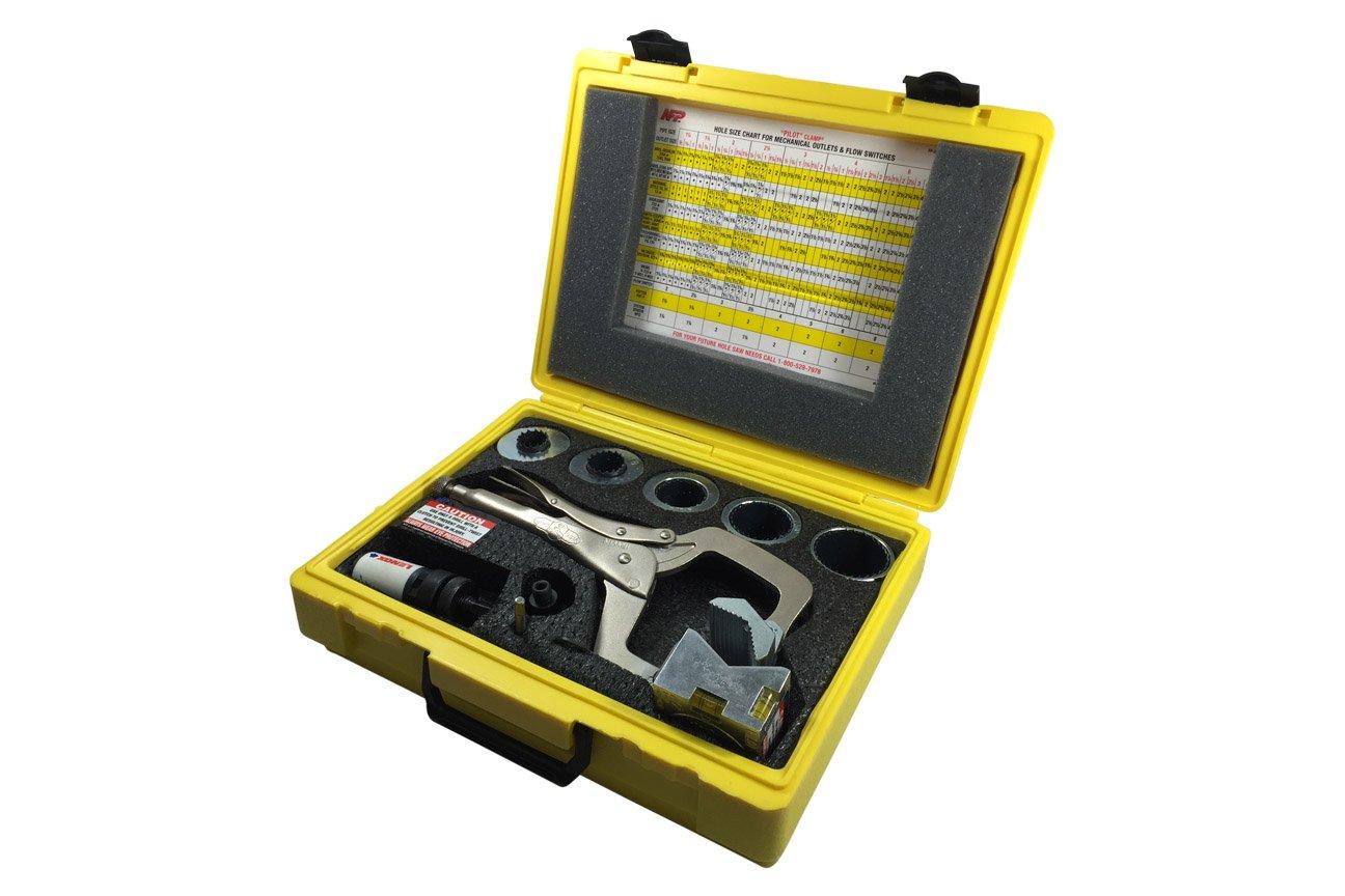 Pilot Clamp - Complete Kit