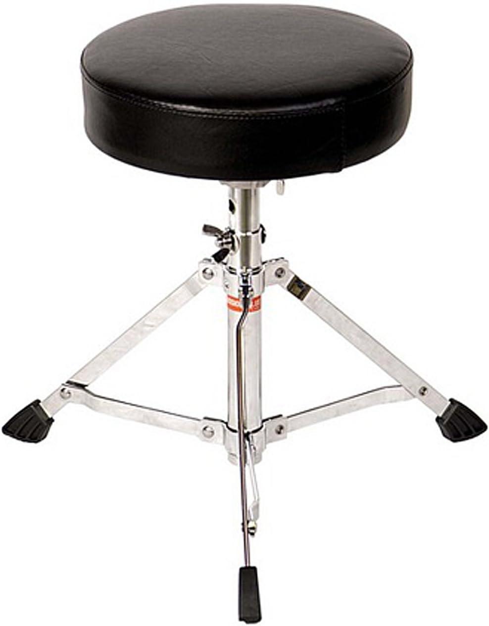 Renewed Percussion Plus 300T Single-Braced Junior Drum Throne