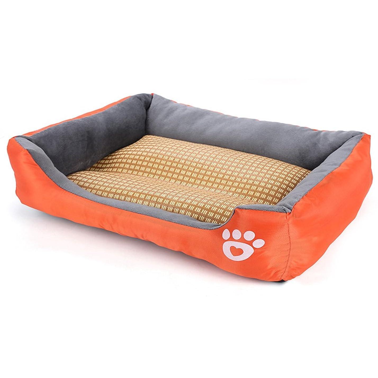 まもなく例外外科医Xianheng1 ペットベッド 大型犬 小型 犬 夏 犬ベッド 耐噛み 冷却マット 猫 ペットマット マット 夏用 ペット ベッド ひんやり 洗える 犬用 犬マット 冷感マット 可愛い クッション 猫用 涼感 シート