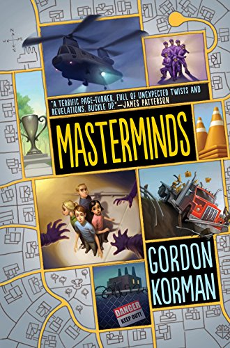 Masterminds ()
