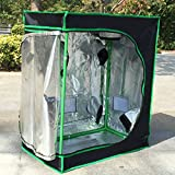 2016 Newest Eco-friendly 30″ X 18″ X 36″ Grow Tent Upgraded En71-3 Approved Reflective Mylar Hydroponic Dark Room Box