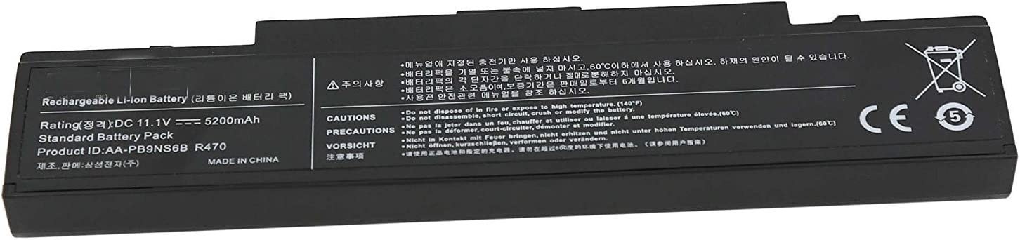 Centerpower New Battery Replace for Samsung NP350V5C NP350V5C-A0DUK NP350V5C-A08UK NP350V5C-A09UK NP355V5C-S01UK