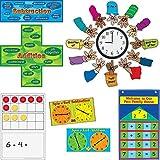 CC38;SS Math Enrichment Kit45; Grade 1