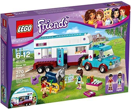LEGO Freunde Tierarzt Anhänger Klinik 41125