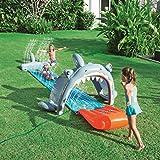 H2OGO! Shark Attack Water Slide w/ Speed Ramp