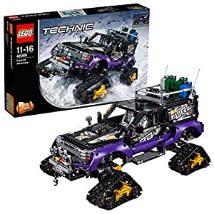 LEGO Technic - Aventura extrema (42069)