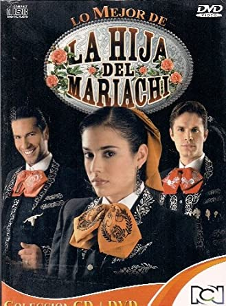 La Hija Del Mariachi Dvd Cd Cine Y Tv