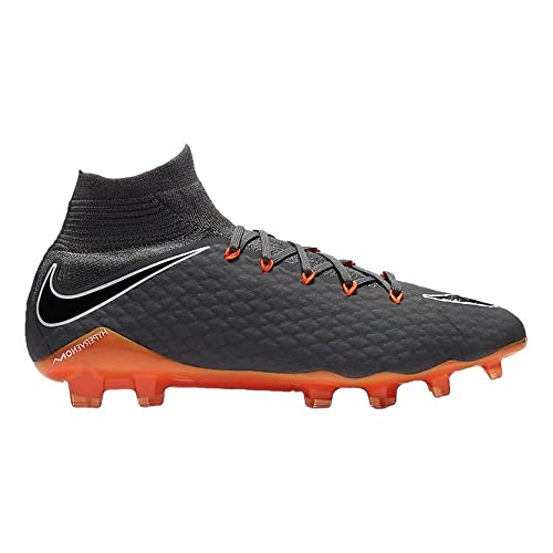 944432d2f3f1 Nike Hypervenom Phantom 3 Pro DF FG Cleats [Dark Grey] (8): Buy ...