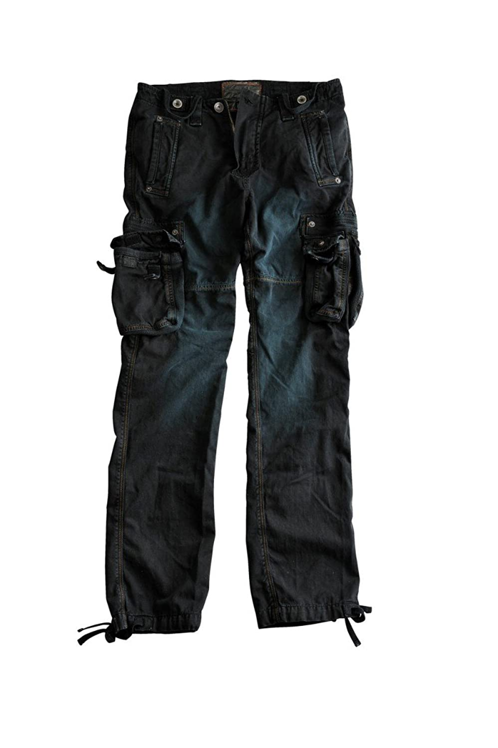 Alpha Industries Tough Cargo Pant Wsh. Black