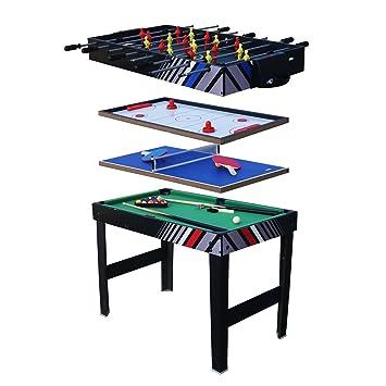 7e6c87fc25537 Table Multi Jeux 4 in 1