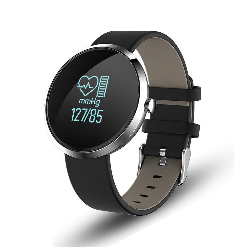 Teamyo H09 - Reloj inteligente para Smartphone IOS y Android Huawei P9 lite y P8 Lite 2017, Samsung Galaxy A320 y A520 y iPhone 7, 7 Plus y 6. Reloj ...